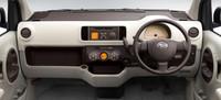 「ダイハツ・ブーン」も新型に、全車CVTを採用の画像