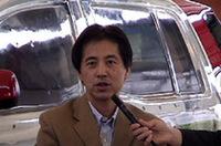 【Movie】トヨタ新型「ラウム」試乗会から(その1)…ユニバーサルデザイン