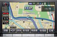 トヨタのT-Connectナビ「NSZA-X64T」