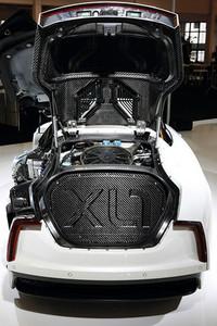 燃費111km/リッターのVW「XL1」市販化へ【ジュネーブショー2013】
