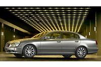 「日産シーマ」誕生20周年記念の限定車発売の画像