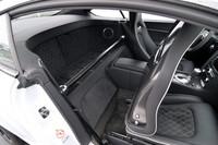 """後席シートは取り外されているが、69万1500円のオプションとして""""復活""""させることもできる。"""