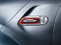 MINIが高性能モデルのコンセプトカーを発表【デトロイトショー2014】の画像