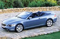 BMW「6シリーズ・カブリオレ」発売、1065.0万円也の画像