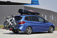 BMW 220iグランツアラー/BMW 220d xDriveグランツアラー【海外試乗記】の画像