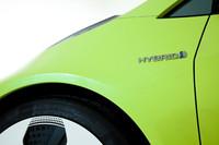 トヨタ、ハイブリッドの新型コンセプトカーを出展【デトロイトショー2010】