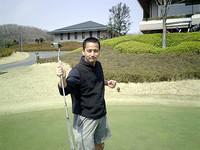第14回:日産ティアナでゴルフに行った!の画像