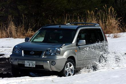 日産エクストレイル GT(4AT)【試乗記】