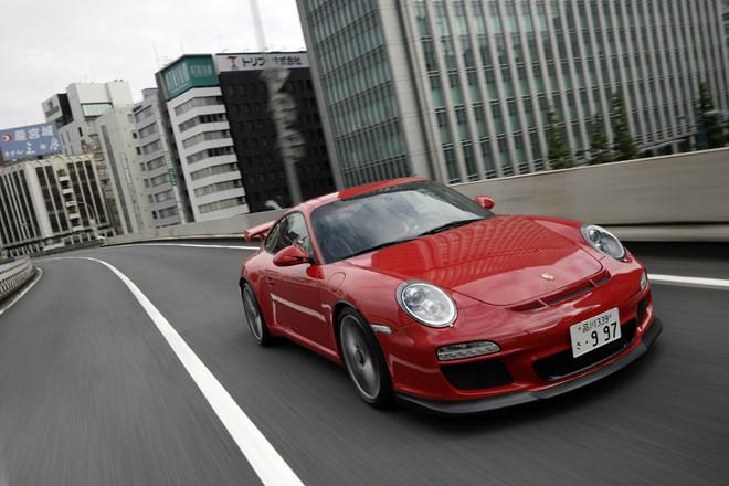 ポルシェ 911 GT3(RR/6MT)【試乗記】