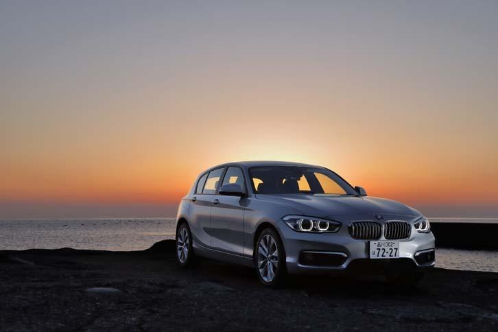 BMW 120iスタイル(FR/8AT)【試乗記】