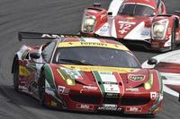 GTマシンのカテゴリーについては、GTE-ProクラスではAFコルセの51号車が、GTE-Amクラスではアストンマーチン・レーシングの95号車がそれぞれ優勝している。(写真=フェラーリ)