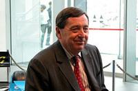 ルノー上級副社長であり、ルノーF1チームの会長兼CEOでもあるパトリック・フォール。1979年からルノーに携わり、2002年にF1チームを統括する立場に就いた。