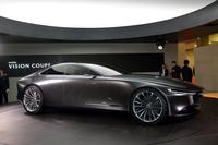 マツダ・ビジョン クーペ:自動車の美、極まるの画像