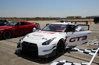 日産GT-R GT3