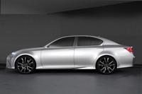 コンセプトカー「レクサスLF-Gh」の姿が明らかに【ニューヨークショー2011】