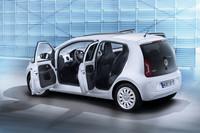 VW、「up!」に5ドア版を追加の画像