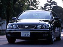 トヨタ・アリストS300ウォルナットパッケージ(5AT)【ブリーフテスト】
