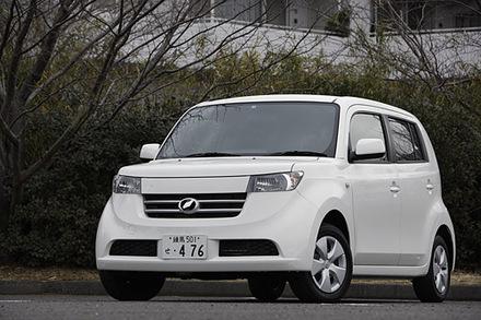 トヨタbB 1.3S(FF/4AT)【ブリーフテスト】