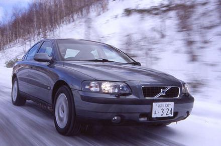 ボルボS60AWD(5AT)【ブリーフテスト】