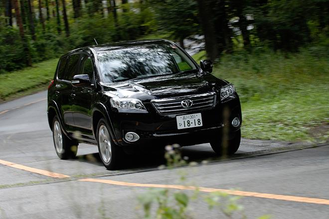 """トヨタ・ヴァンガード350S""""Gパッケージ""""(4WD/5AT)【試乗記】"""