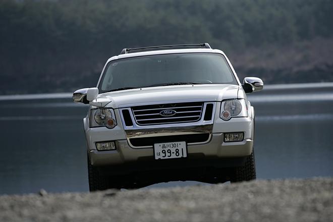 フォード・エクスプローラー エディバウアー プレミアム アピアランス(4WD/6AT)【試乗記】