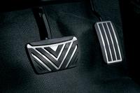 「ステップワゴン スパーダ クールスピリット Honda SENSING」に与えられるスポーツペダル。