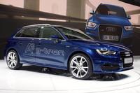 アウディは2種類の最新エコカーを発表【ジュネーブショー2013】