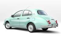 ボディーカラーは、写真のマカロングリーンを含む、全4色のパステルカラーが用意される。