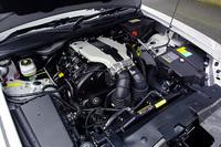 北米仕様には搭載されない、新開発の2.6リッターV6エンジン