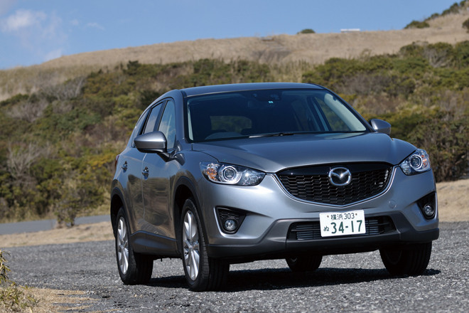 マツダCX-5 XD(4WD/6AT)/CX-5 XD(FF/6AT)【試乗記】