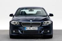 「BMW 5シリーズ」M Sportsパッケージ装着車。