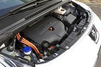 欧州複合モードにおける燃費は26.3km/リッターを記録する。