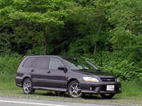三菱ランサーセディアワゴン T-Touring & Rallyart Edition(4AT)【試乗記】の画像
