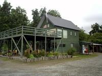 地元北海道じゃ「一番オシャレで進んでるキャンプ場」ってことで有名らしい。きてた人が言ってました。