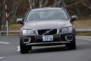 ボルボXC70 3.2SE(4WD/6AT)【試乗記】