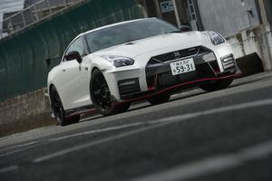 日産GT-R NISMO(4WD/6AT)【試乗記】