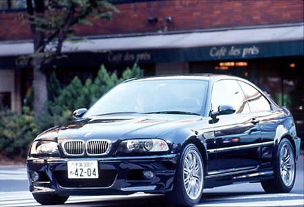 BMW M3クーペ(6MT)【ブリーフテスト】