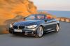「BMW 4シリーズ カブリオレ」を写真で紹介