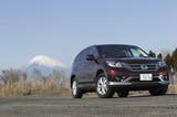ホンダCR-V 24G(4WD/5AT)【試乗記】