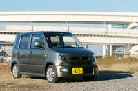 スズキ・ワゴンR RR-DI(FF/4AT)【短評(前編)】の画像