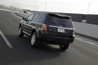 ランドローバー・フリーランダー2(4WD/6AT)【試乗記】の画像