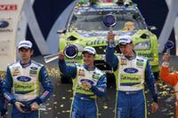 【WRC 07】第3戦、ヒルボネン優勝、フォード1-2-3フィニッシュ!の画像