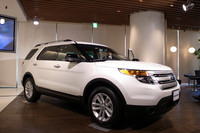 「エクスプローラー」に低燃費モデルを追加の画像