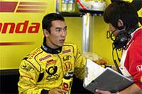 苦戦が続くデビューイヤーとなった佐藤琢磨。予選15位、決勝11位完走という結果は、当然満足のいくものではなかったはずだ。次は母国GP、自身がモータースポーツキャリアを始めた地、鈴鹿だ(写真は本田技研工業)