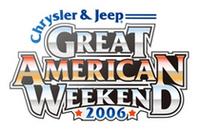クライスラー&ジープでオン・オフロード体験、「グレート アメリカン ウィークエンド 2006」開催の画像