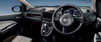 マツダ「デミオ」を改良、特別車も同時に発売の画像