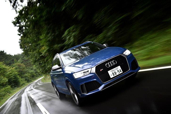 アウディRS Q3パフォーマンス(4WD/7AT)【試乗記】