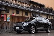 ベントレー・ベンテイガ(4WD/8AT)【試乗記】
