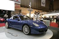 【東京モーターショー2005】「コレはゼッタイ」ポルシェ・ケイマンSの画像