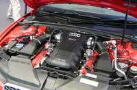 新世代クワトロ搭載 「RS 5」発売の画像